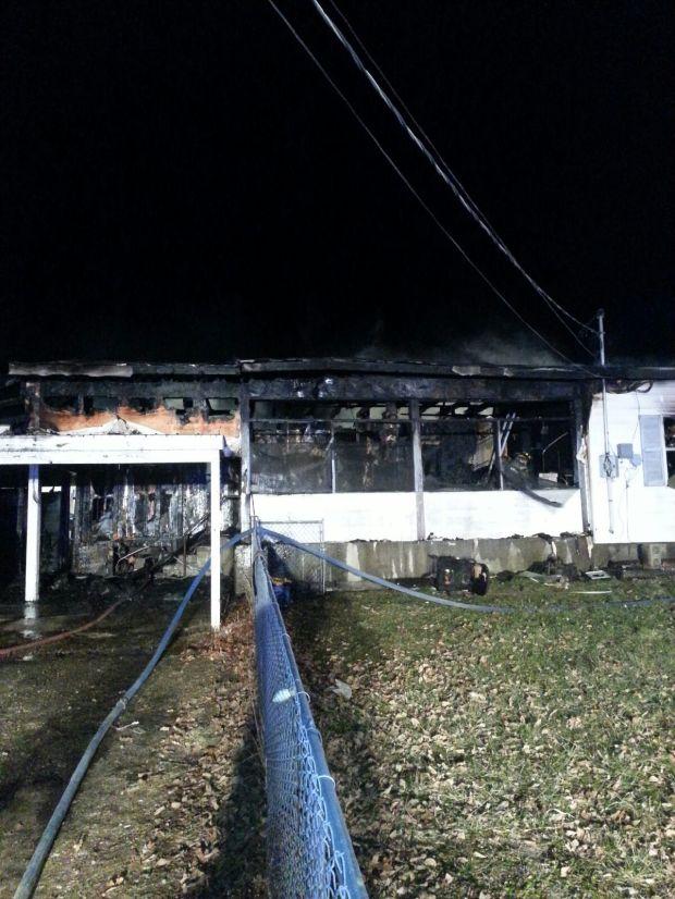 Man burned in apparent meth lab explosion