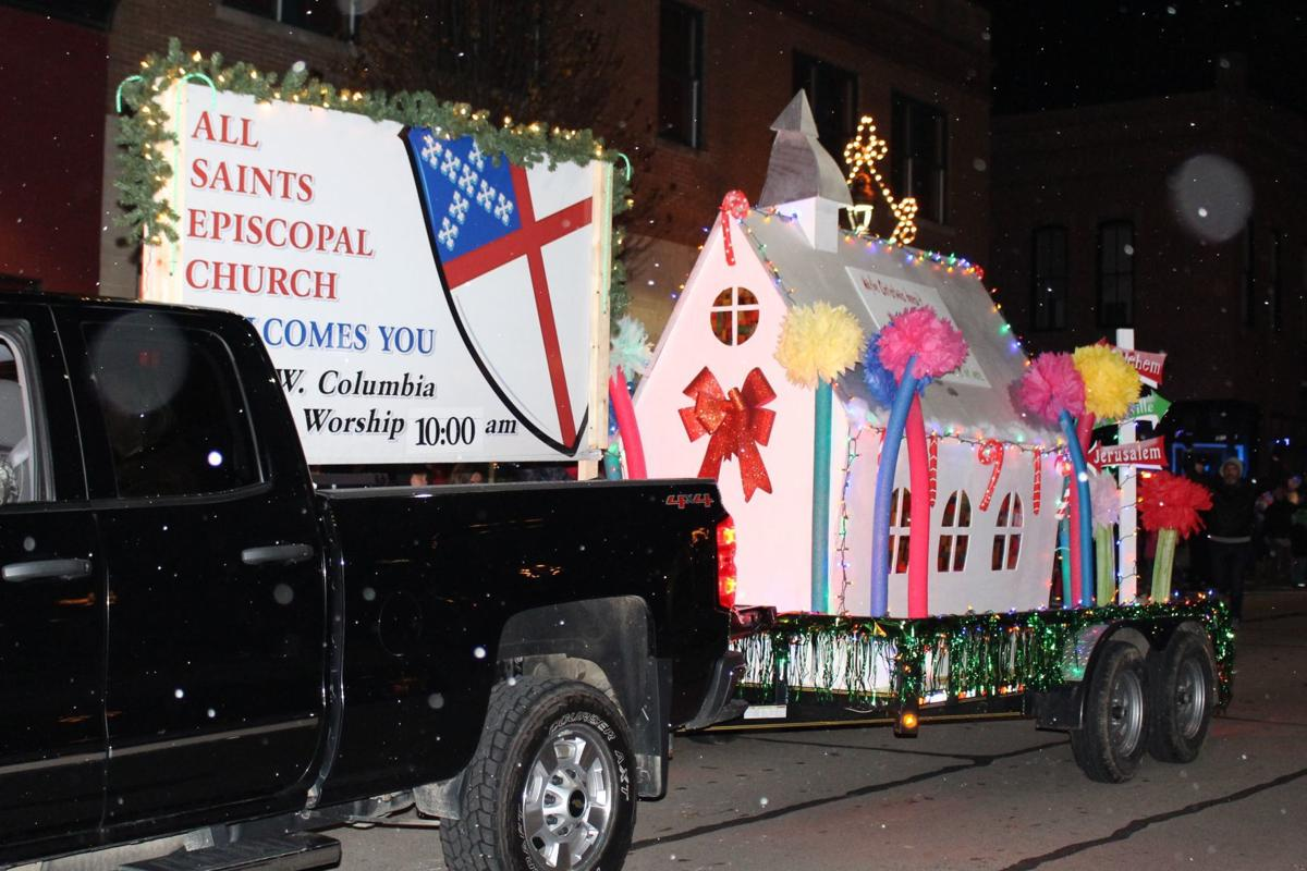 Krekeler Christmas Parade a festive treat