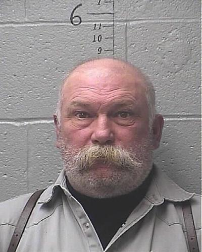Man charged in abusing dog