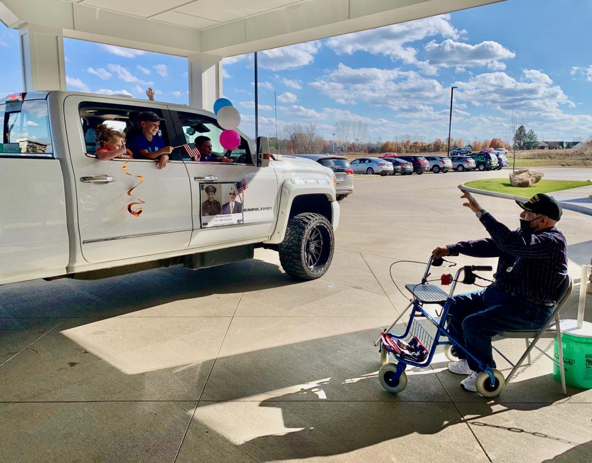 Lodholz celebrates 100 years with a parade
