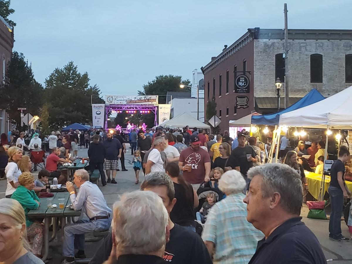 Blues, Brews and BBQ returns Friday, Saturday