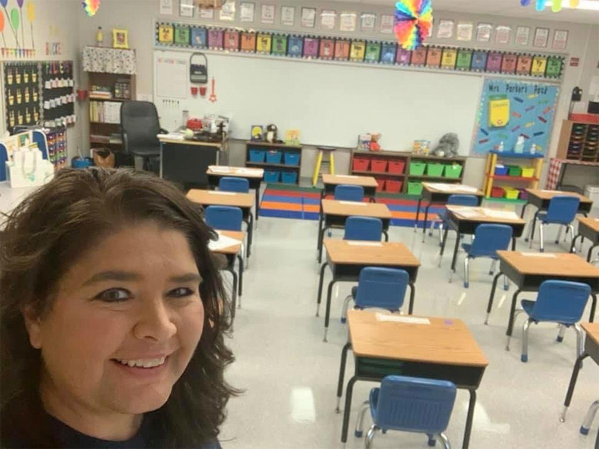 Teacher Appreciation Week going on now