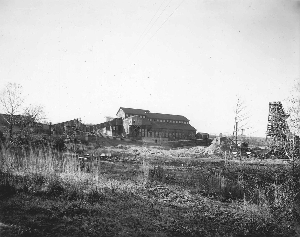1950s mine
