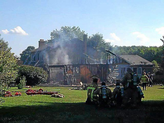4 injured during house fire in West Caln