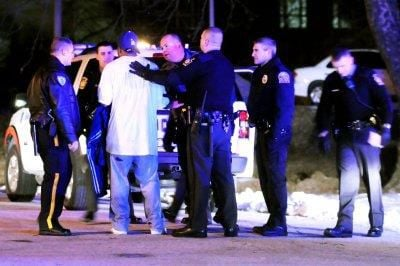 Police respond to campus uproar