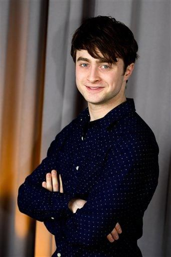 Anti-suicide Trevor Project to honor Radcliffe