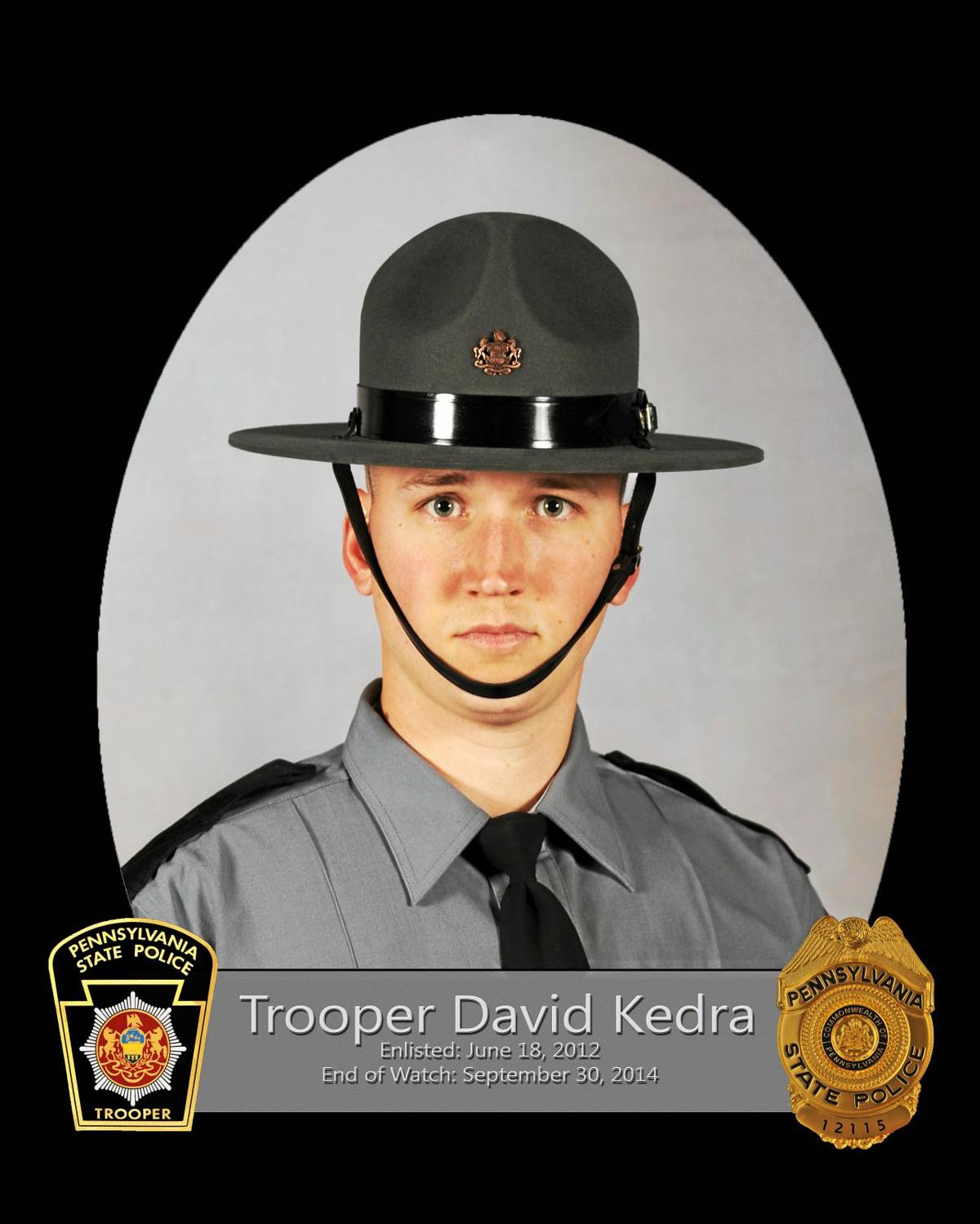 Trooper killed at training facility is Chesco resident