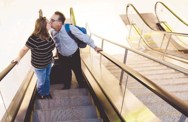 Making commuter marriages work