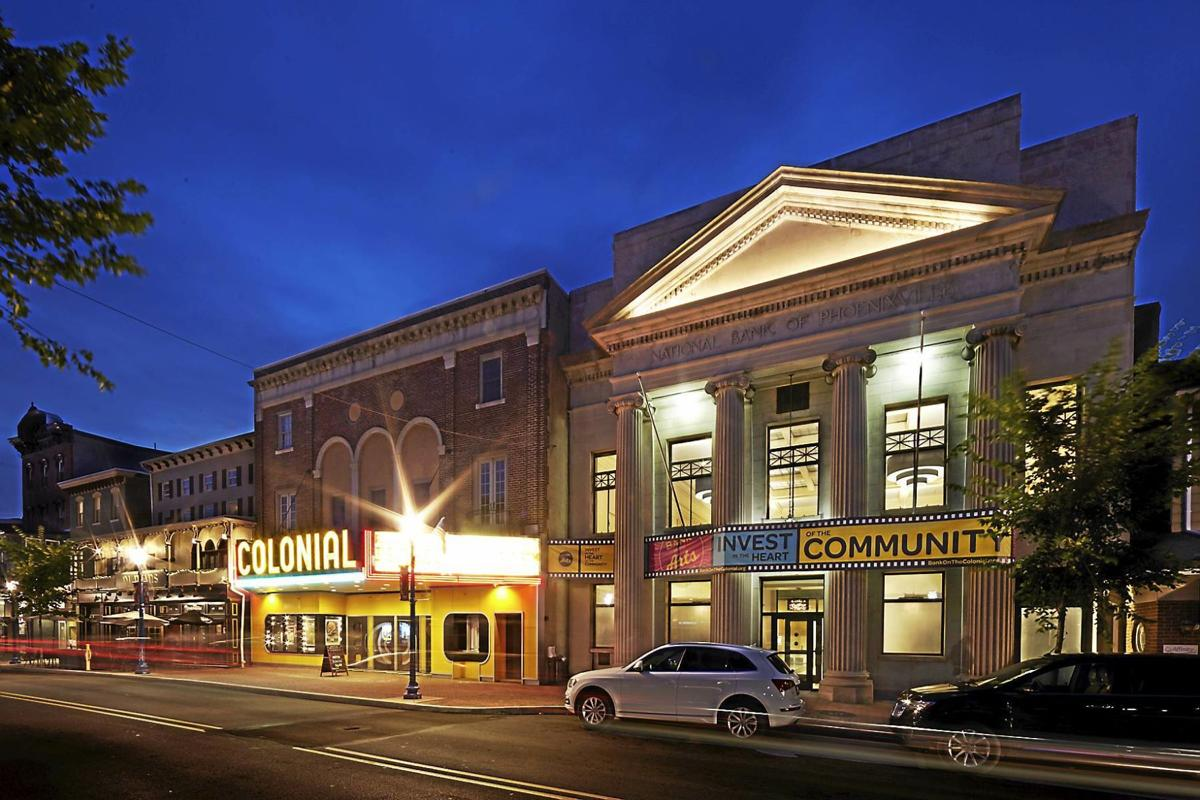 SHINING A LIGHT IN THE DARKNESS: Colonial Theatre launches GoFundMe campaign to raise operating funds