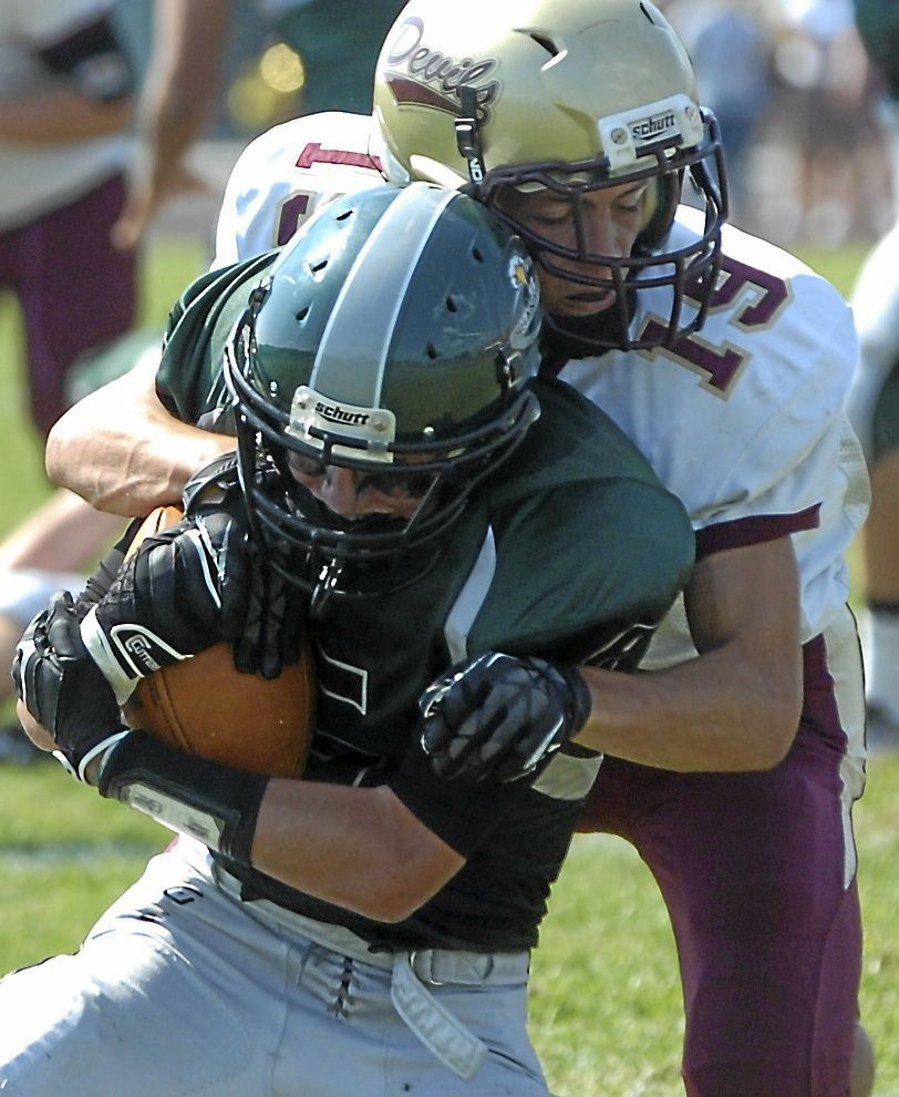 Shanahan puts on offensive show in rout of Avon Grove
