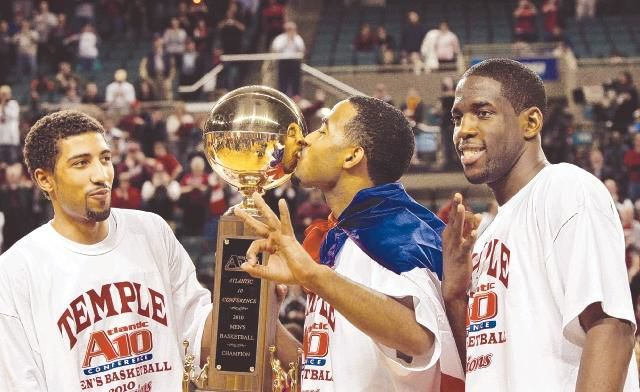 Temple wins 3rd straight league title