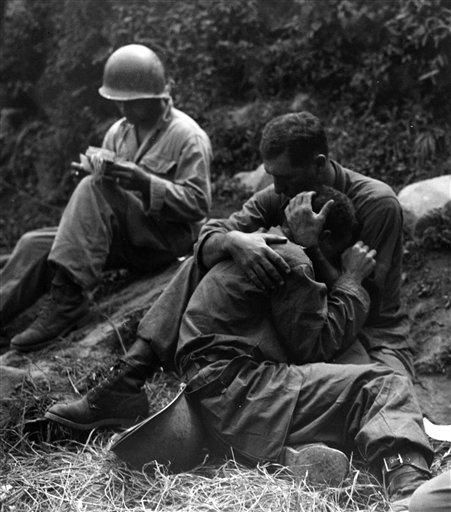 'Wartorn' doc: the struggle soldiers face after war