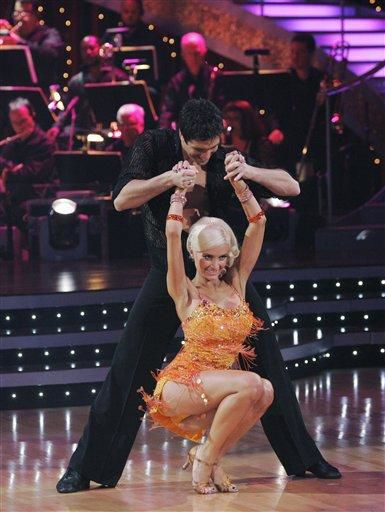 Rycroft, Madison join 'Dancing with the Stars'