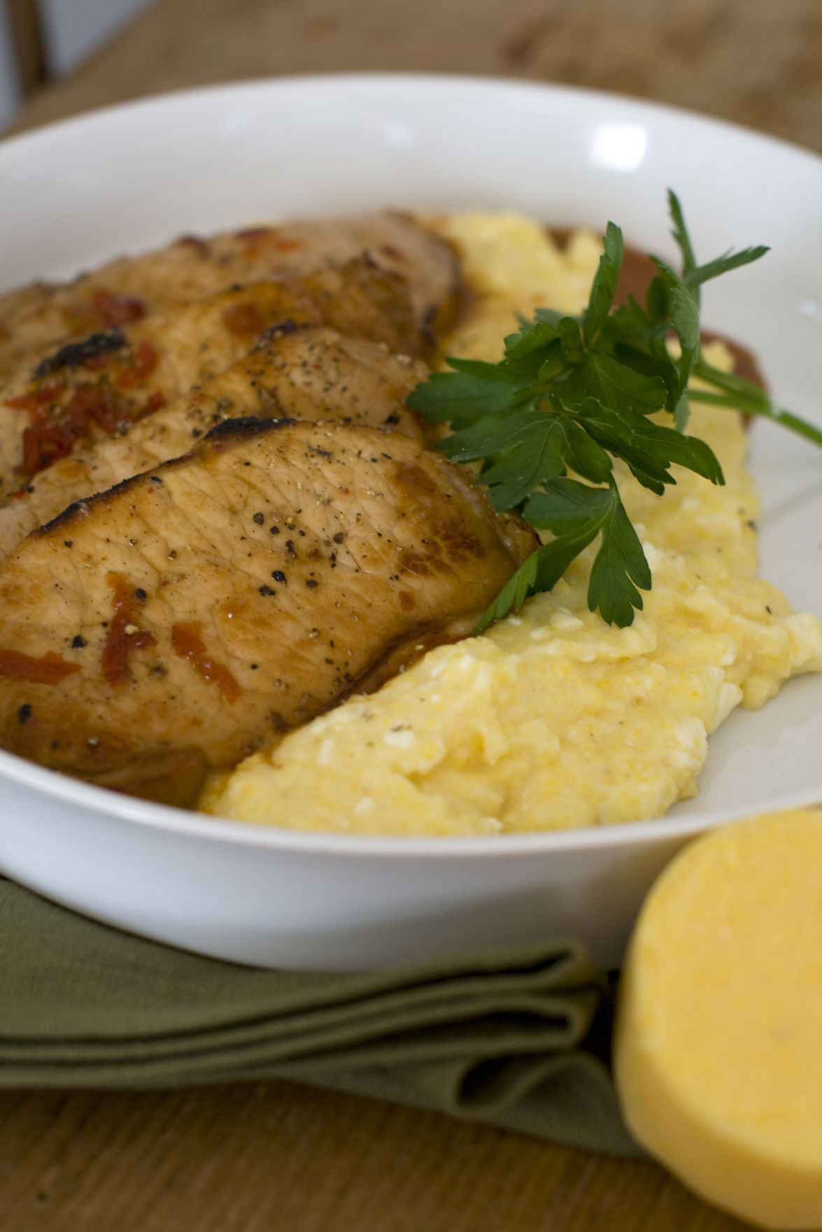 Prepared polenta: What it is and how to use it