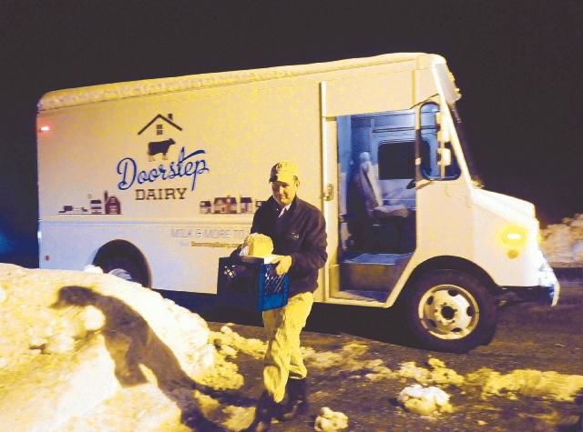 Morgantown milkman delivers the basics
