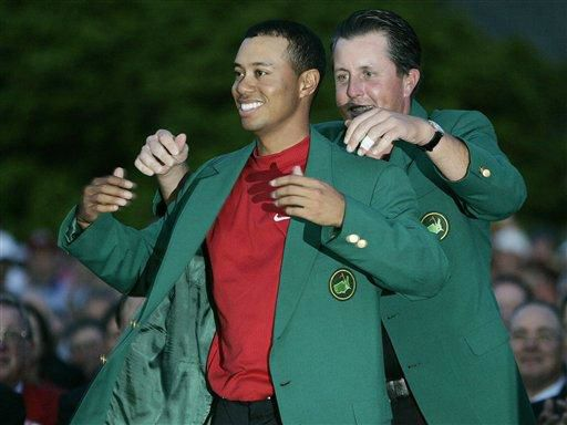 Tiger Woods to return at Masters