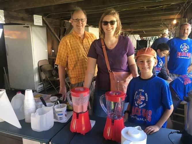 Restored iron ore furnace unveiled at Hay Creek Festival
