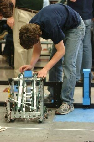 May the best robot win