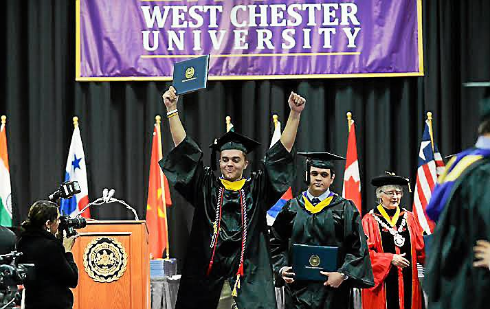 West Chester University Graduation 2020.Wcu Commencement Plans Changed Then Changed Back News