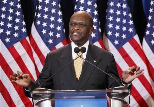 Cain says he won't drop out of GOP race