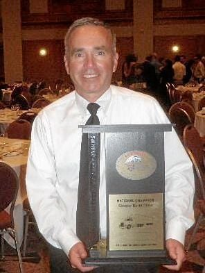 Chester County truck driver scores national trophy