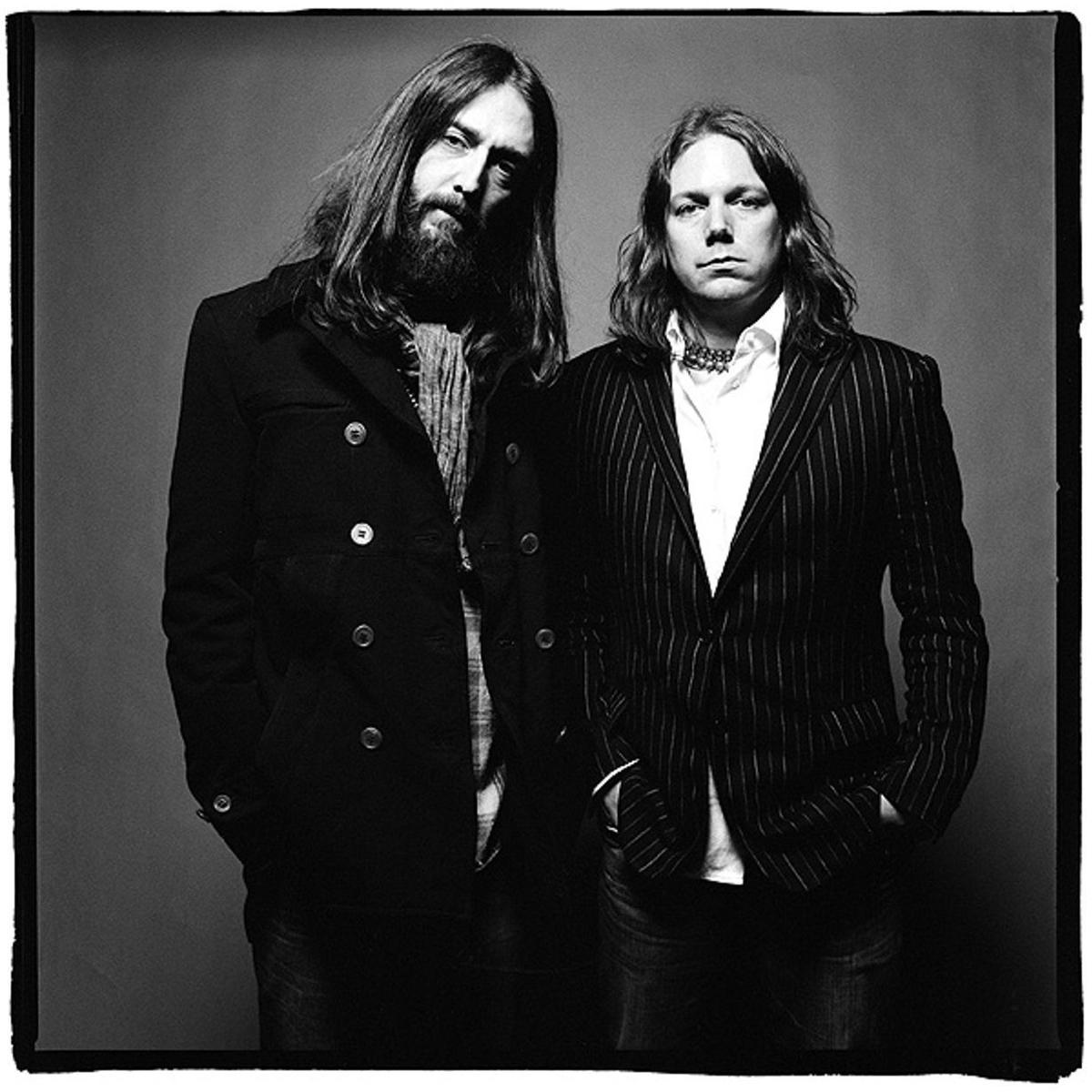 Rich and Chris Robinson Silver Arrow.jpg