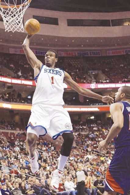 Sixers send Dalembert out west for pair