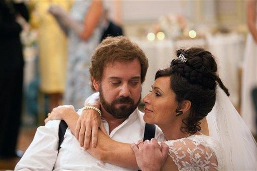Giamatti thrives in depicting life's disorder