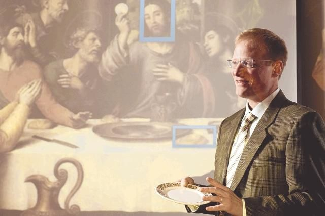 Study shows Last Supper paintings supersize food over the last 1,000 years