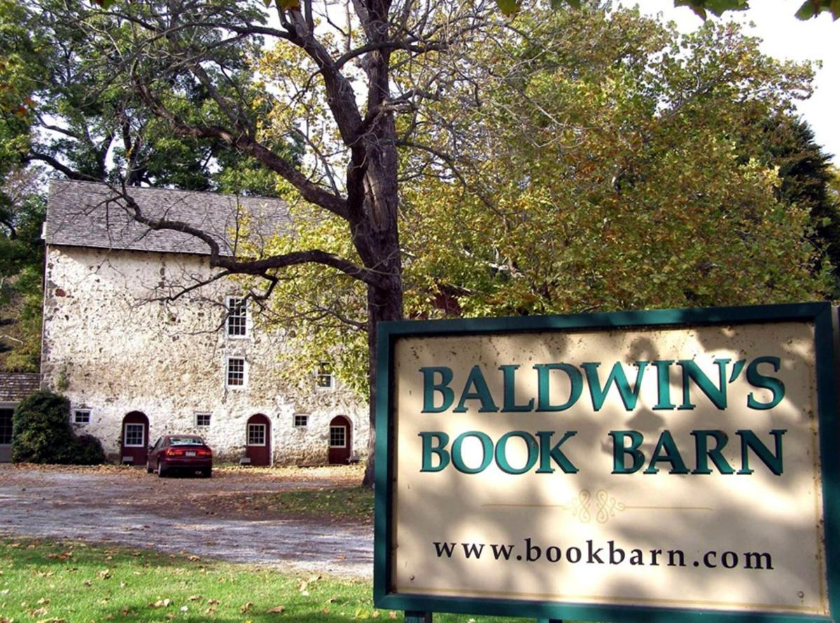 Baldwin's Book Bark