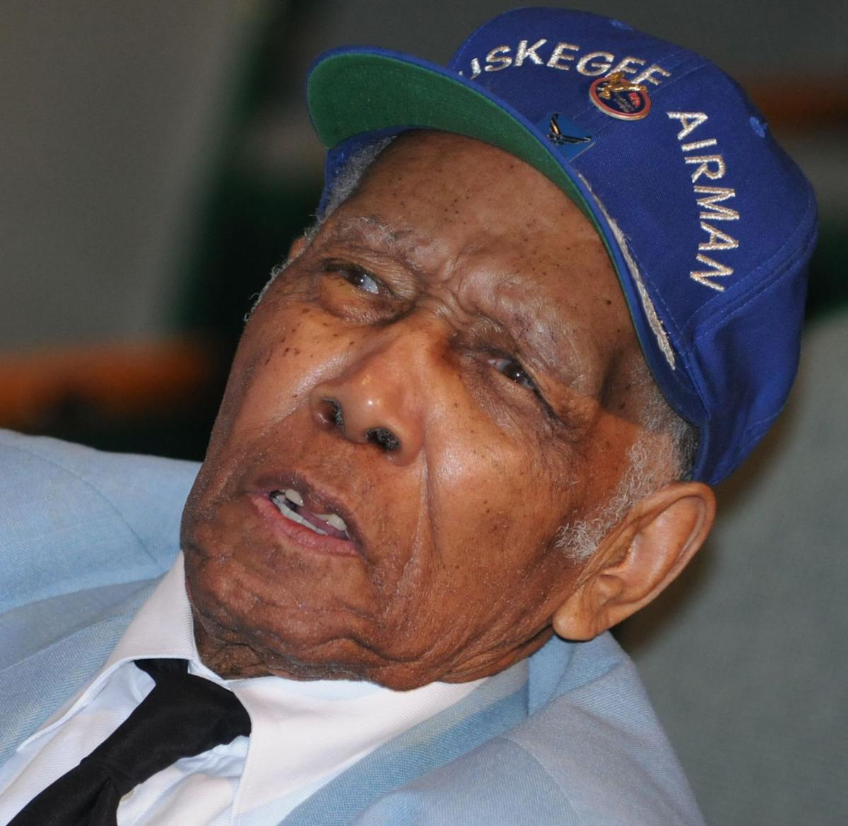 History told through Tuskegee Airmen