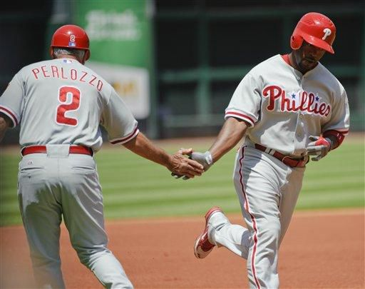 Phillies are the hottest ticket in town