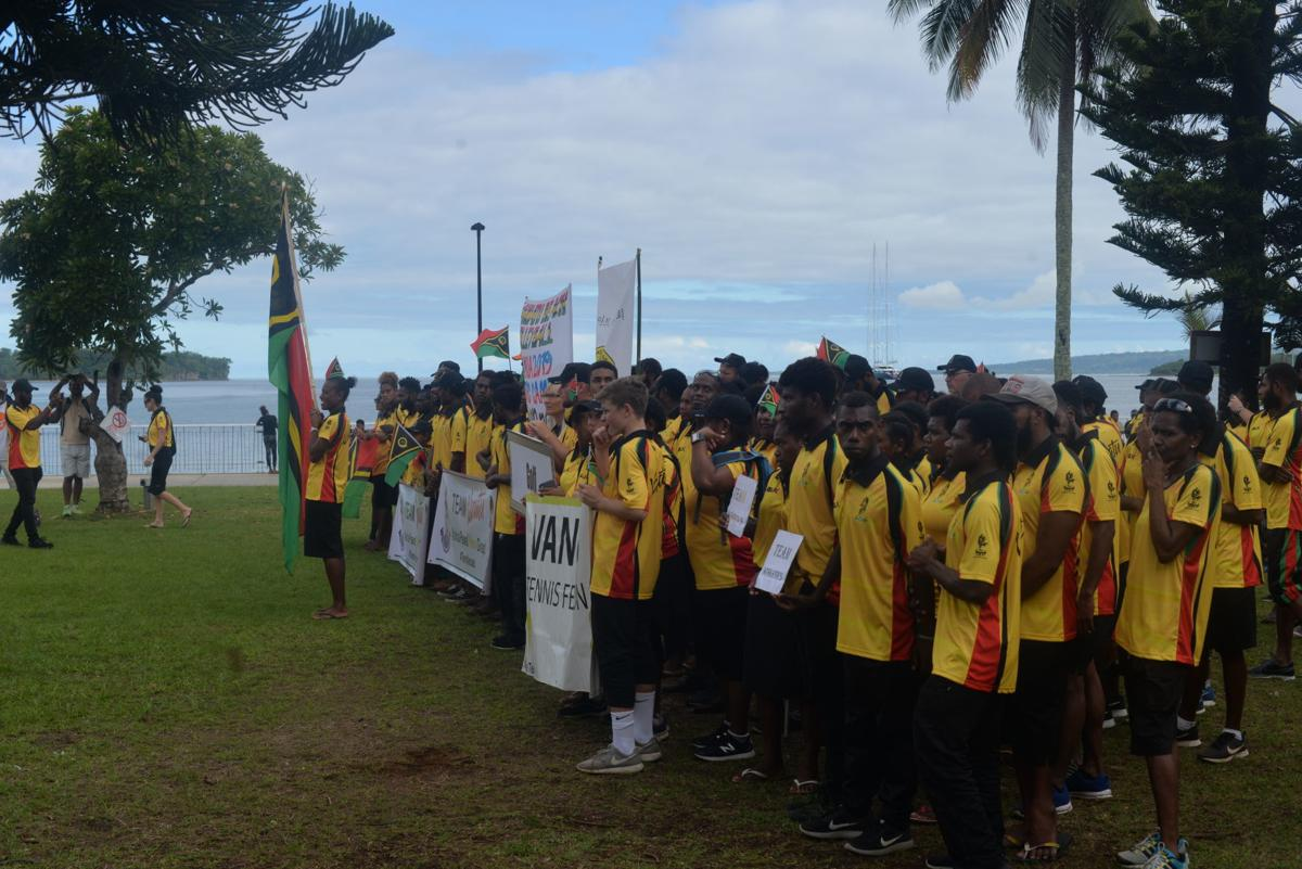 Vanuatu National Team set for Samoa 2019 Pacific Games
