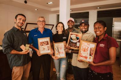 Gaston — Vanuatu's Award-Winning Chocolate!