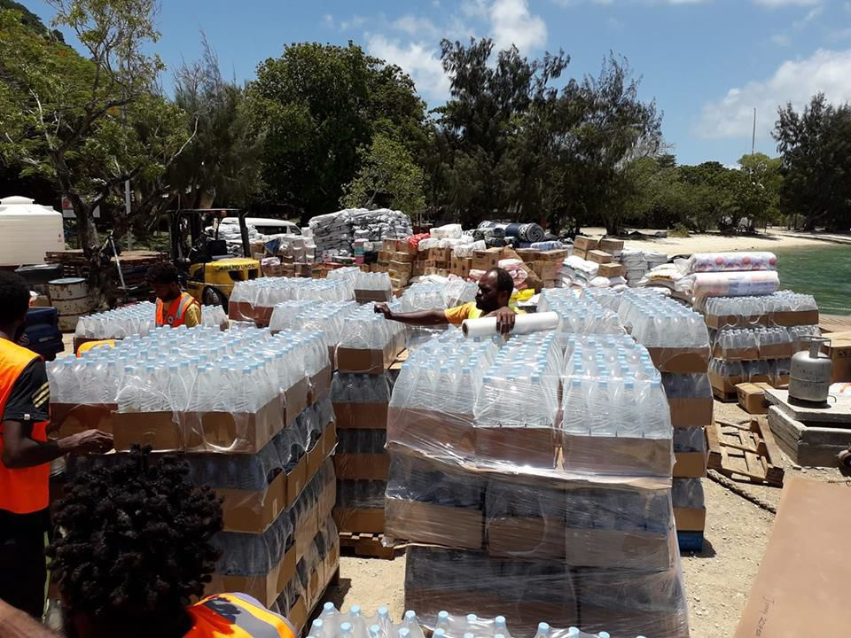 Ambrym Disaster Coordination Centre set up