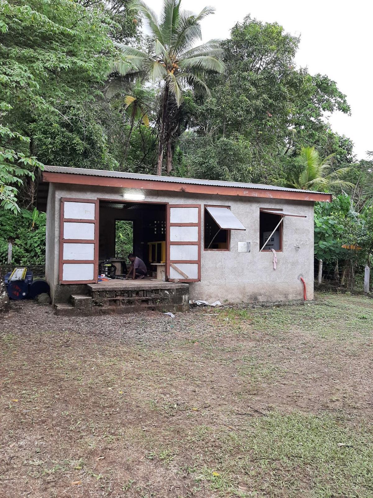 Vanuatu Utilities Company Operates In TORBA Headquarter