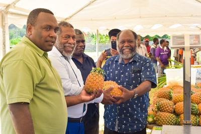 VCBN launches Pineapple Sale