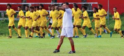 Les Cagous raring to kick off Youth Tournament