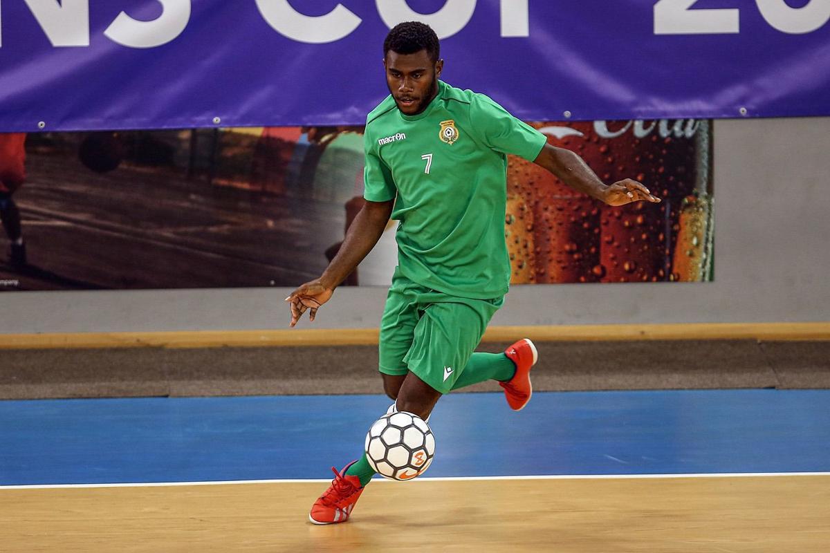 Vanuatu Futsal out of Nations Cup semi-final