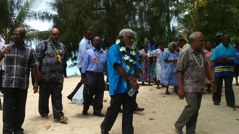 PM Natuman emphasizes strong support for New Caledonia and West Papua