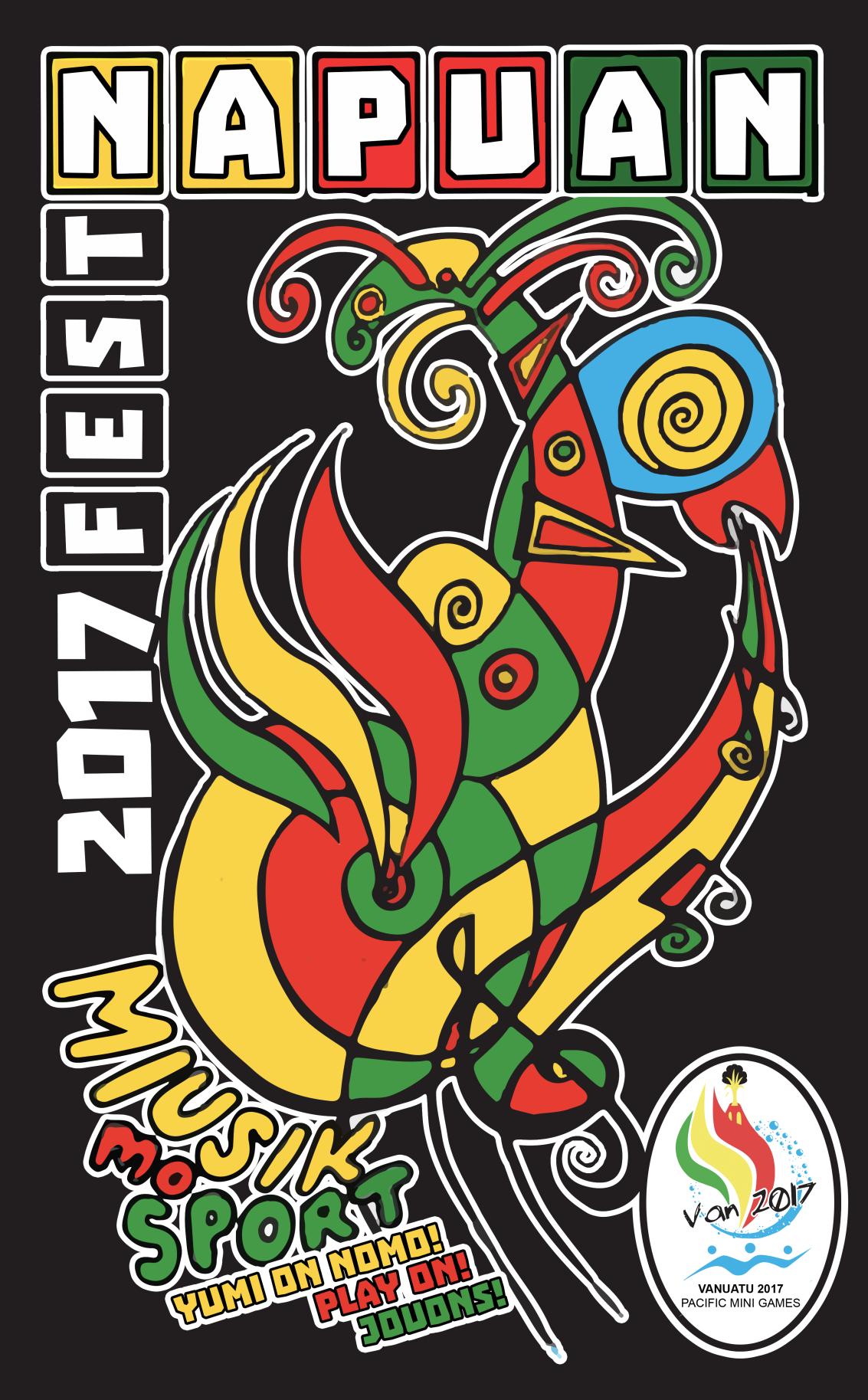 Fest Napuan 2017 logo
