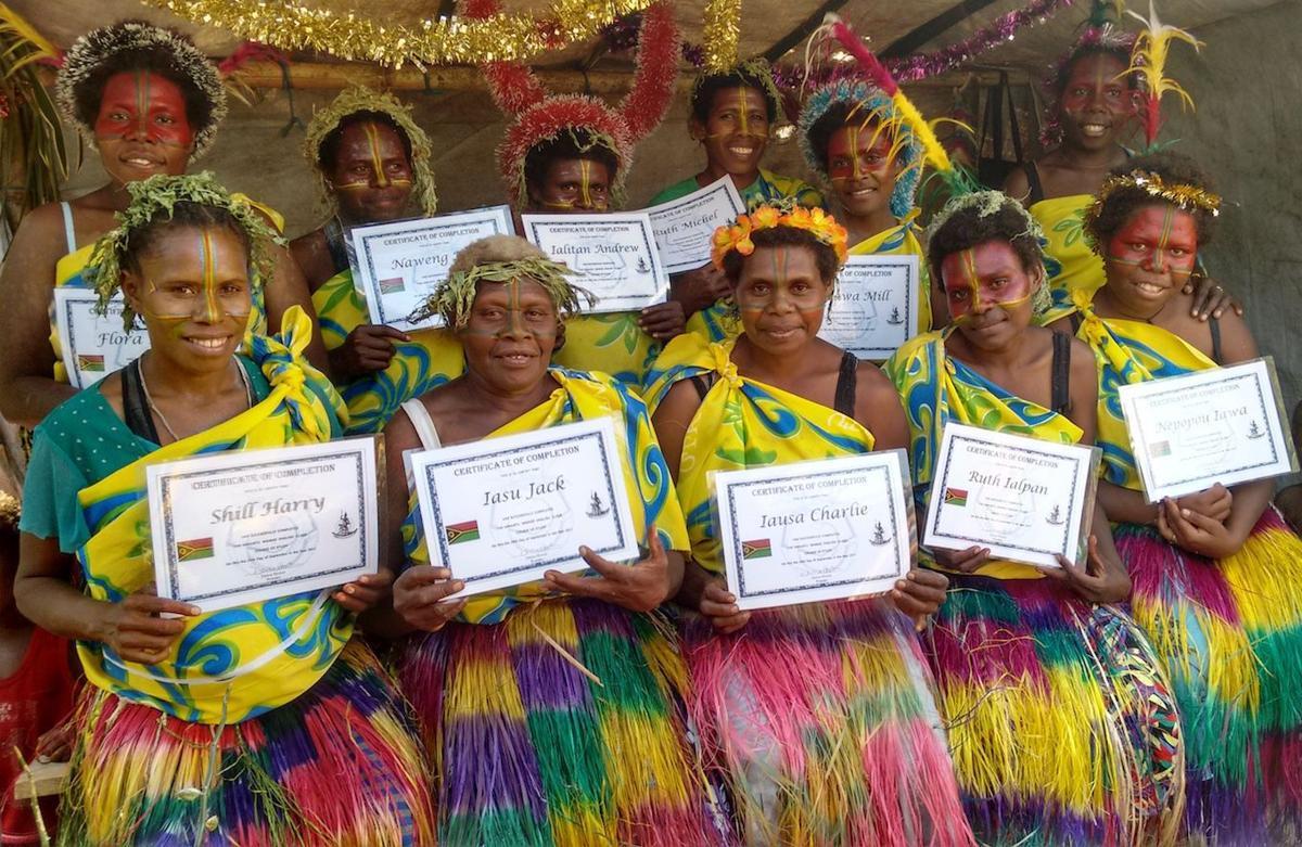 Tanna women