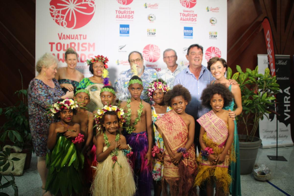 Tourism Awards Proves Industry Growing in Outer Islands