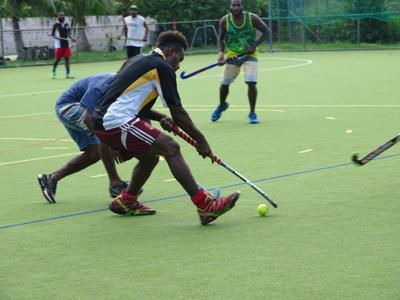 Hockey 9 aside Knock Out Competition