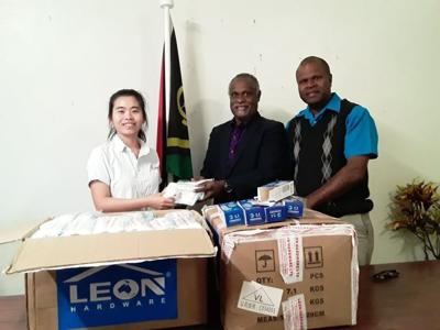 Ministry of Health receives more COVID-19 private sector assistance