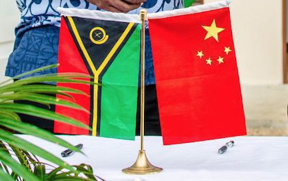 China: Friend or Foe