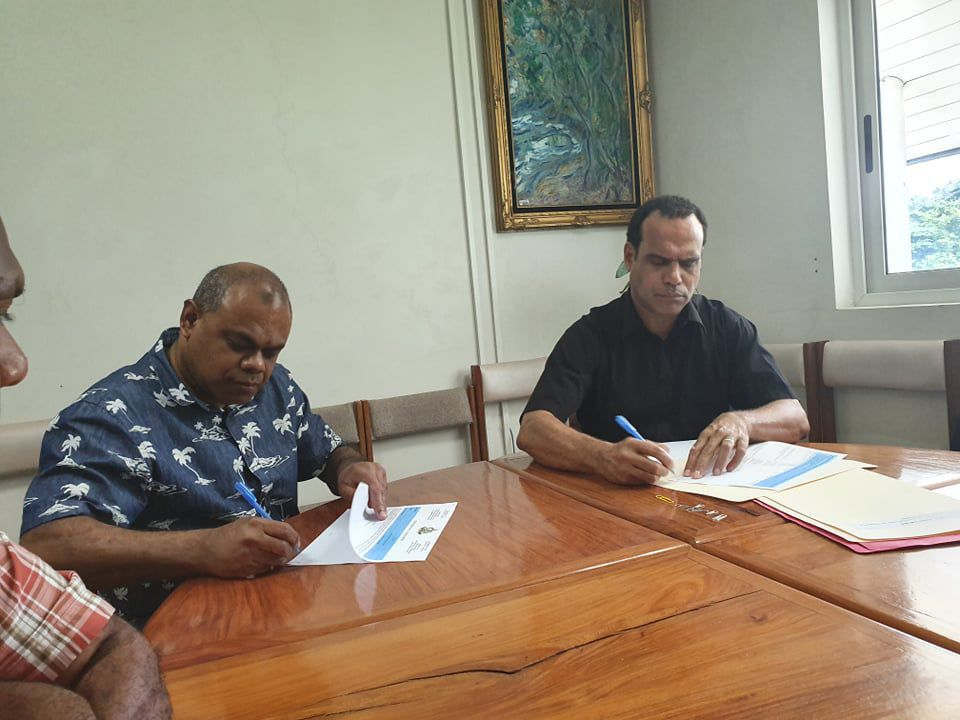 Heads of Missions Sign Historic Performance Agreements