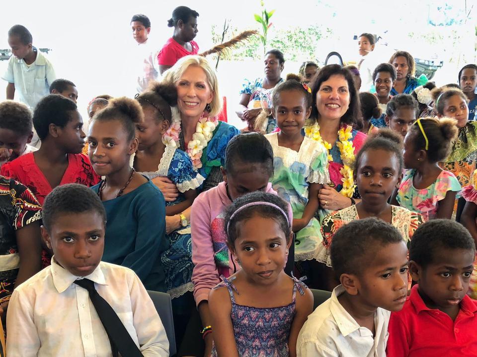 Latter-day Saints Leaders Visit Vanuatu