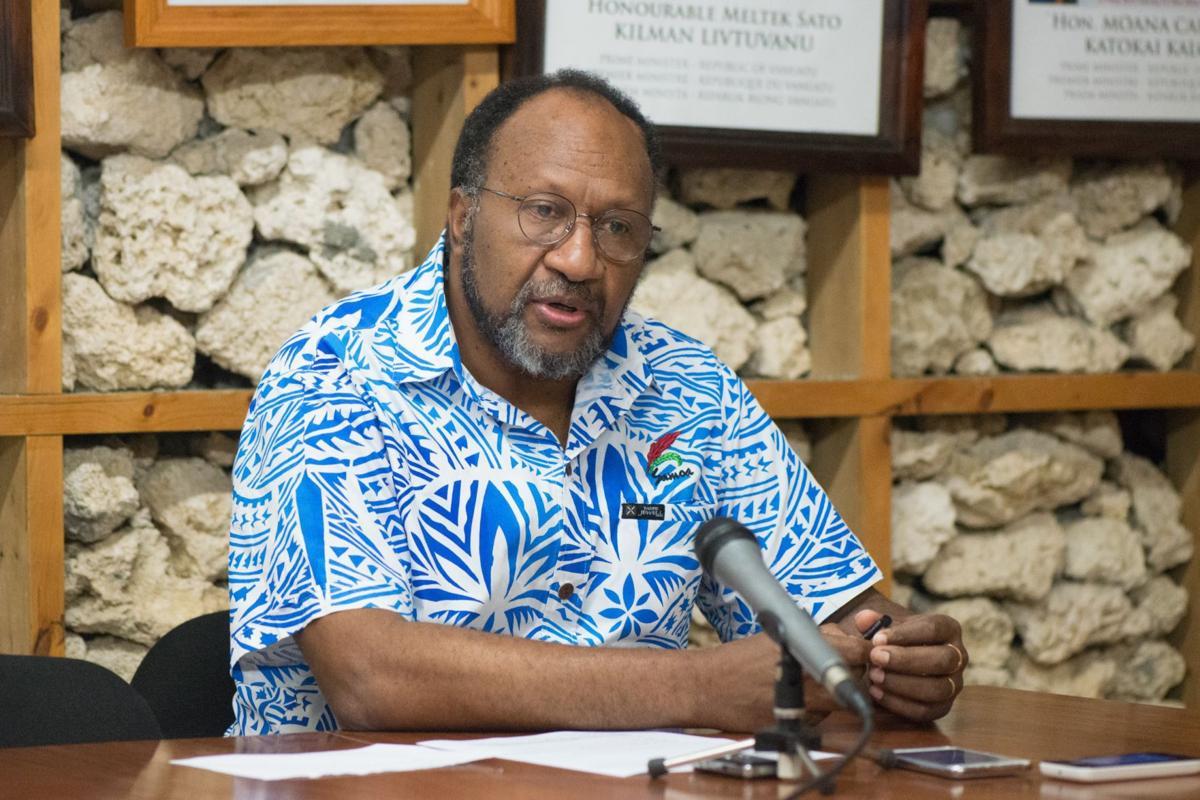 PM announces Ambae evacuation
