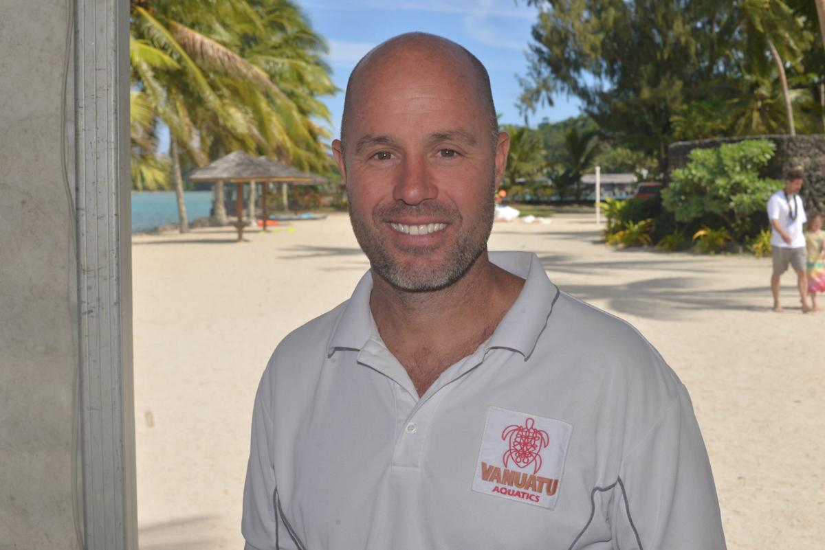Vanuatu International Open Water Swim a success